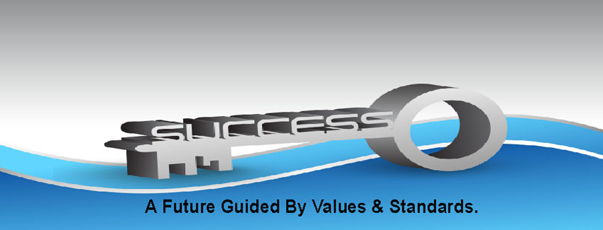 A future guided by values and standards